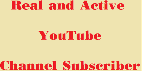 Get Real Youtube promotion genuine service via real users