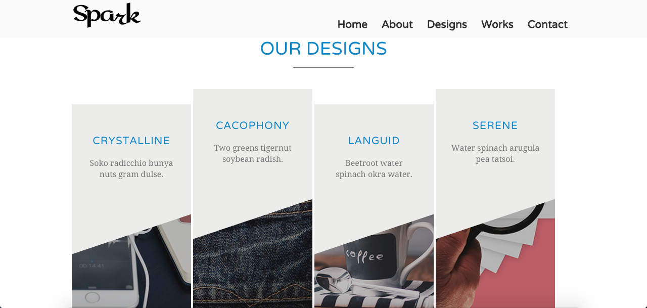 SPARK - Multi-Purpose HTML Template