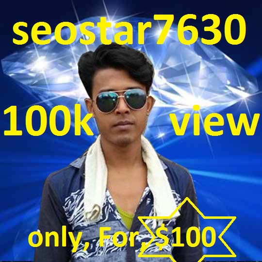 1000 youtube subscriber or 500 Auto comments or 5000 youtube video Like or 100k Views only for