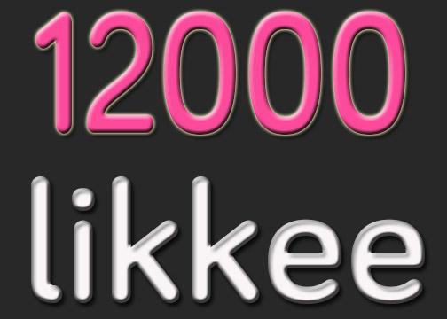 social post promotion 12000 view or likk