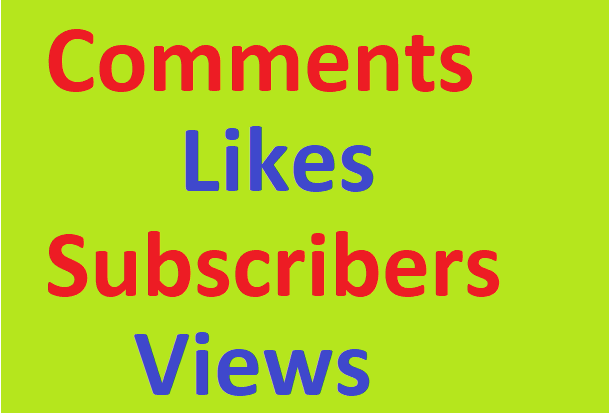 YouTube Promotion Package All In One Service Instantly