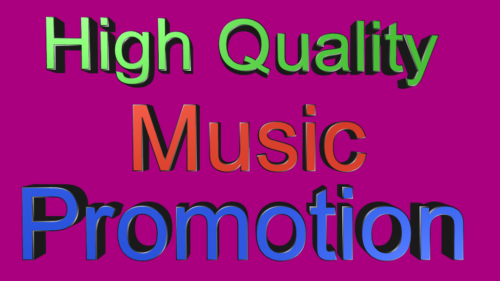350+ Music Track Or Profile Promotion High Quality