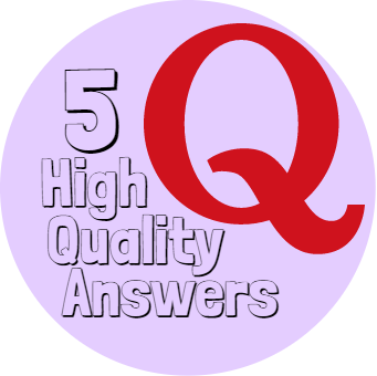 5 Lifetime Quora Answers  promote your Direct Link