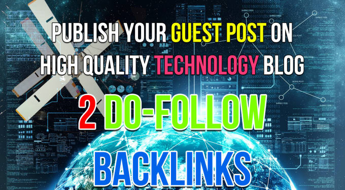 I will give you 25 Guest Post