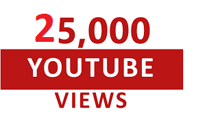 I Will Add 25000 Retention and Safe YouTube Video Views