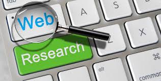 I will do web research work