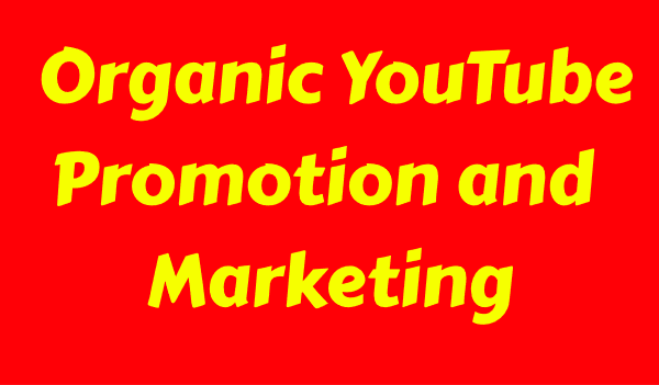 I Give Youtube Promotion By Real Users Only