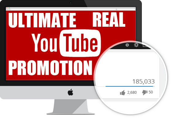 Ultimate YouTube Video Promotion Service