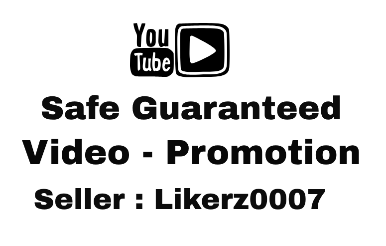 Real and Organic High Quality Of Promotion With Safe Guaranteed