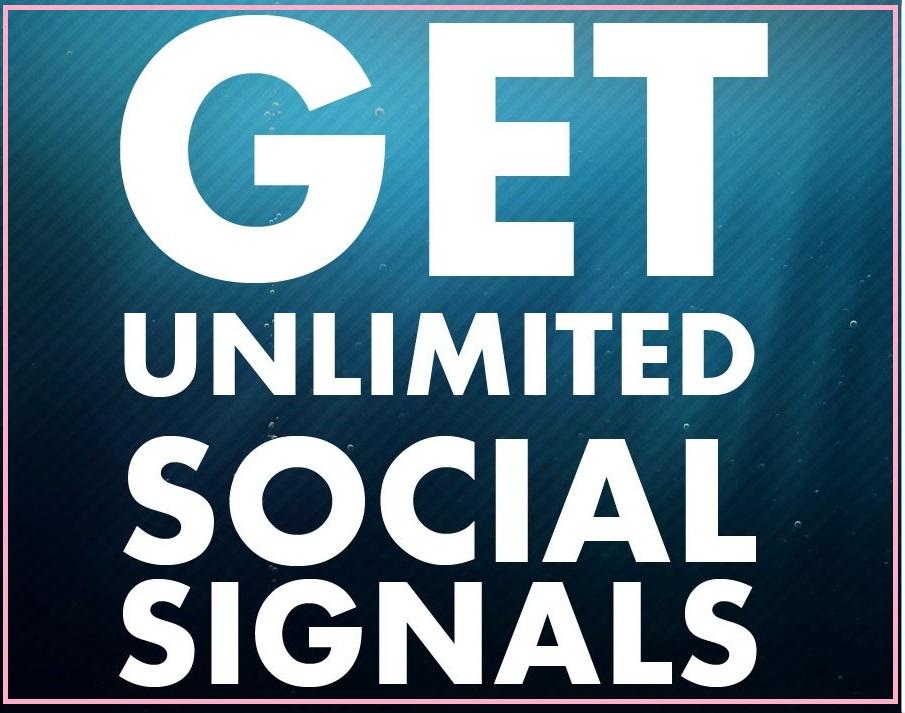 5050 High Quality Social Signals