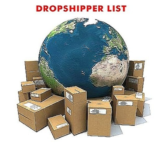 I will send you 30 Dropshippers and Wholesalers List For 2016