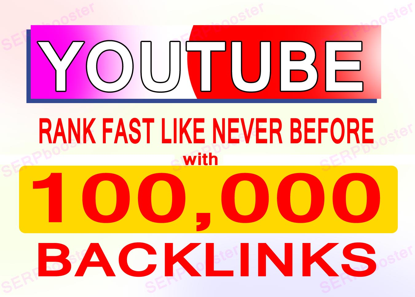 Sky Rocket Your Video Ranking With 100,000 SEO Backli...