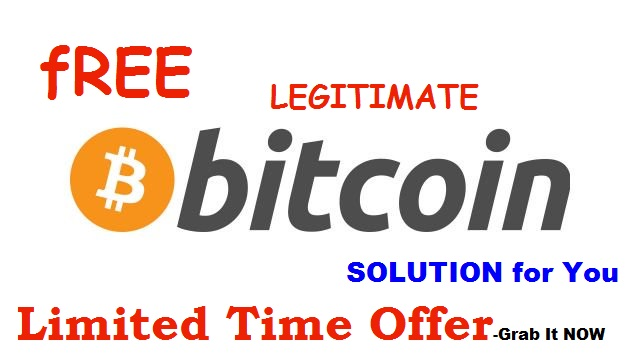 Legitimate BITCOIN Success Give You Solutions To Your Bitcoin Challenges - Best Kept Secret -LIMITED Time Offer