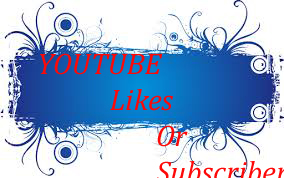 500+ High Quality Non Drop Youtube Video liikes or 60+  youtube subscriber