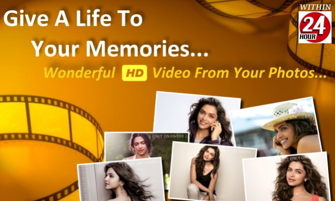 Wonderful VIDEO from your photos