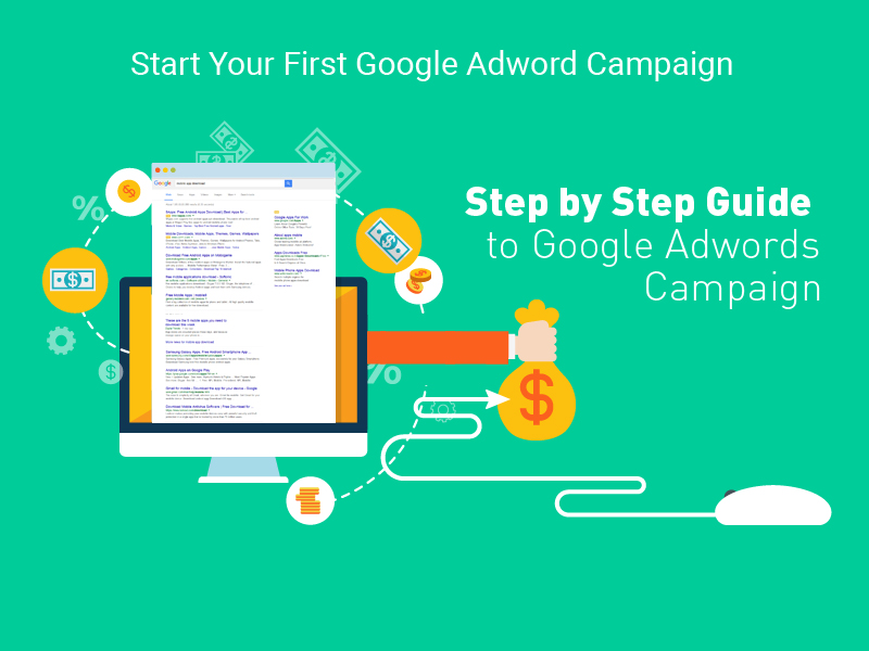 Manage & Setup Google Adwords PPC Campaign