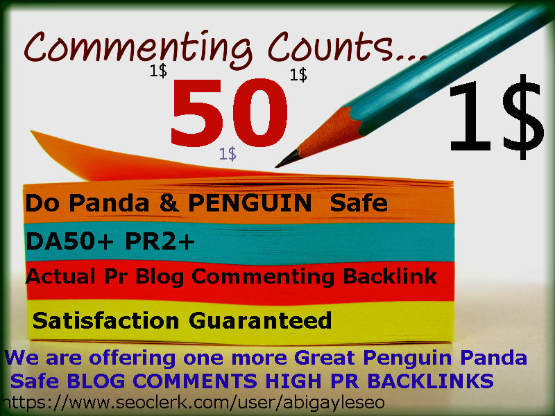 I will do provide For Your WEB Trafic By hand 50 Backlink With DA50+