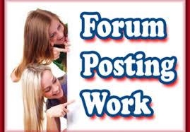 Forum Posting Service 50 Unique Domains 50 Quality Contextual Links DA20+ PA20+