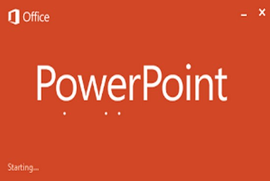 design awesome Powerpoint presentation