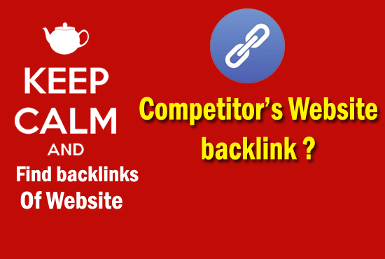 Give you backlink report for any website