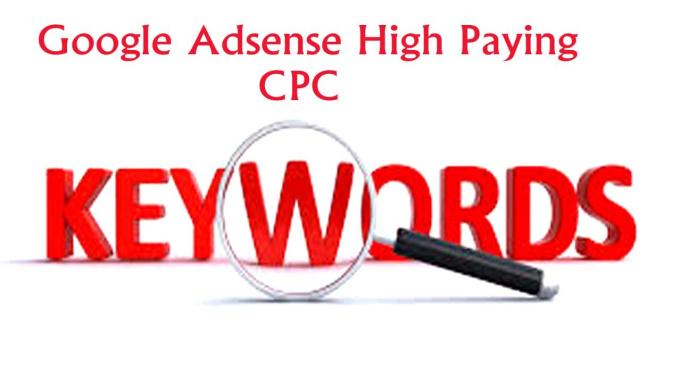 50k High CPC Keywords