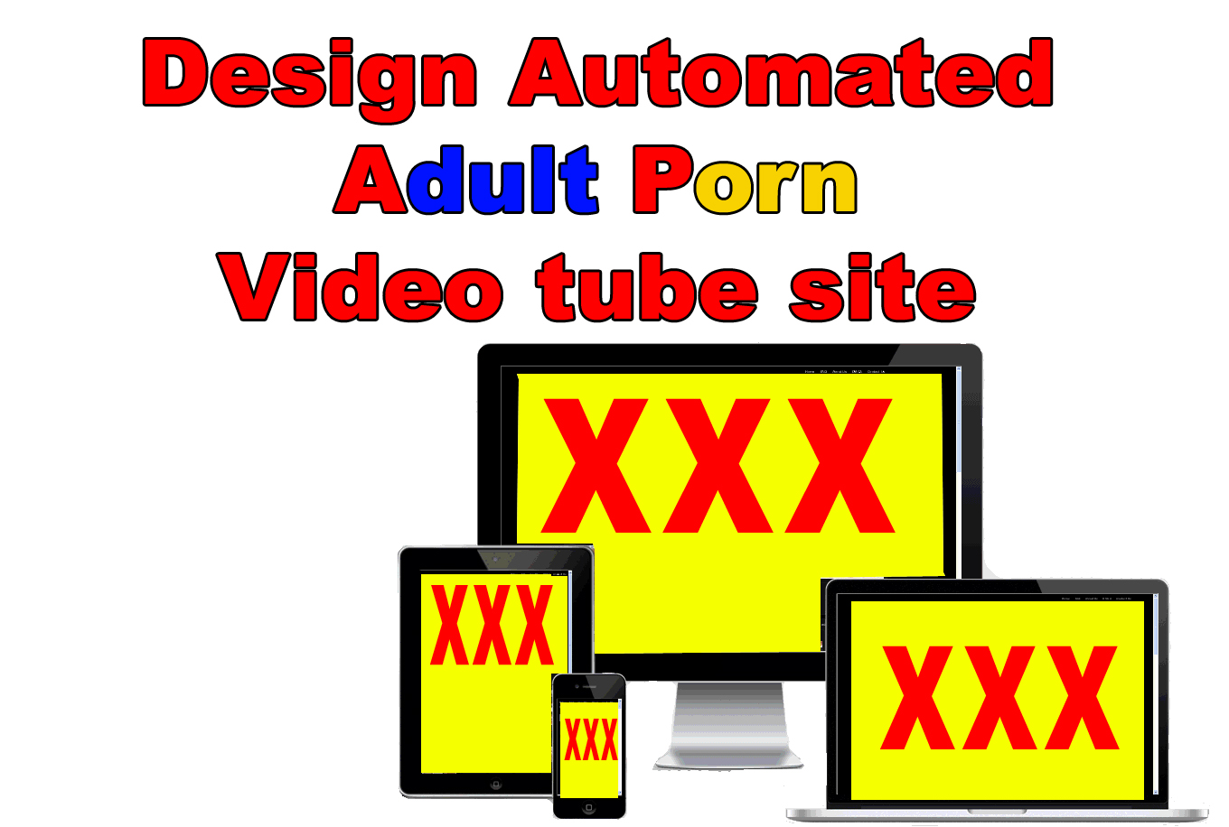 Design automated ads classifieds web site