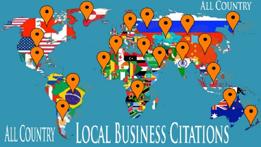 do 30 Live All Country Local Citations For Your Business