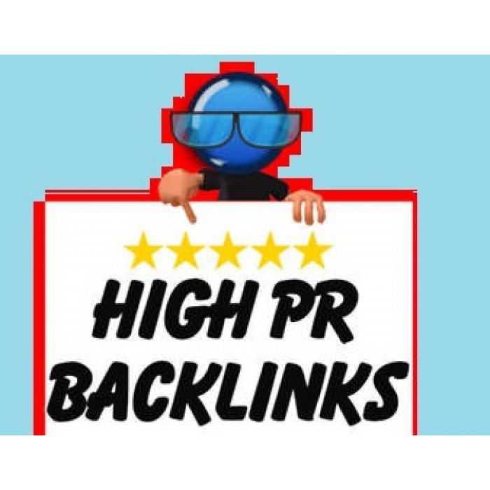 Boost Your Site On Search Engines With 2000 Pr7 To Pr1 HighPr and ActualPr Backlinks