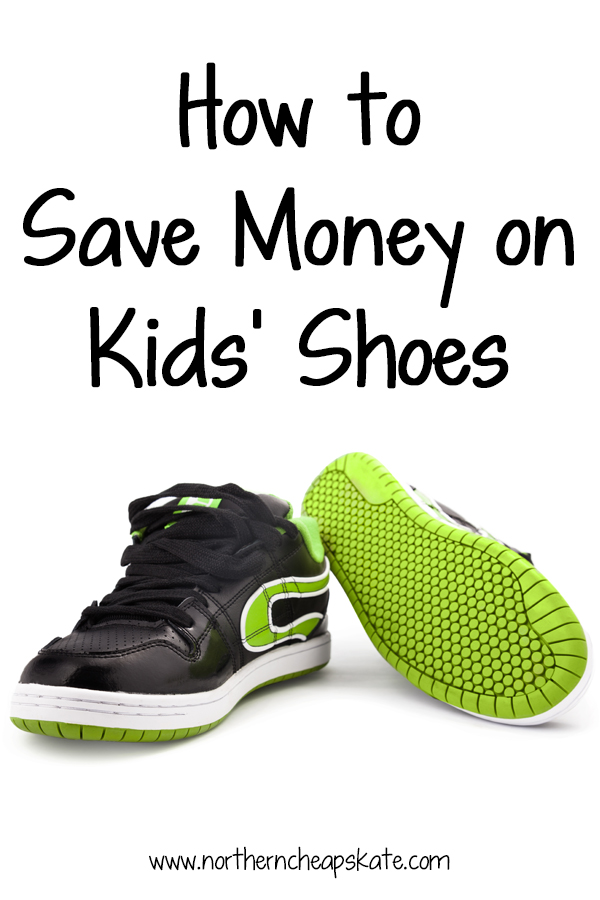 How To Save Money On Kid's Shoes
