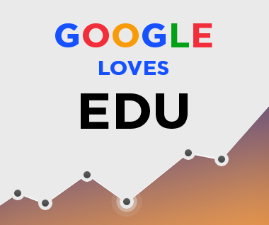 2 REAL EDU blog posts with contextual backlinks