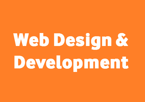 Web Design & Development Starting