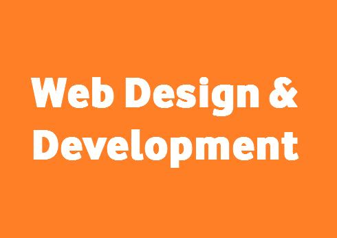 Web Design & Development Starting