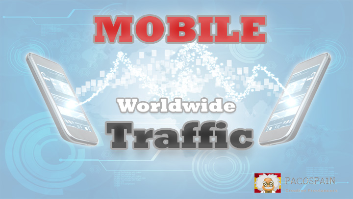 send mobile traffic to your website