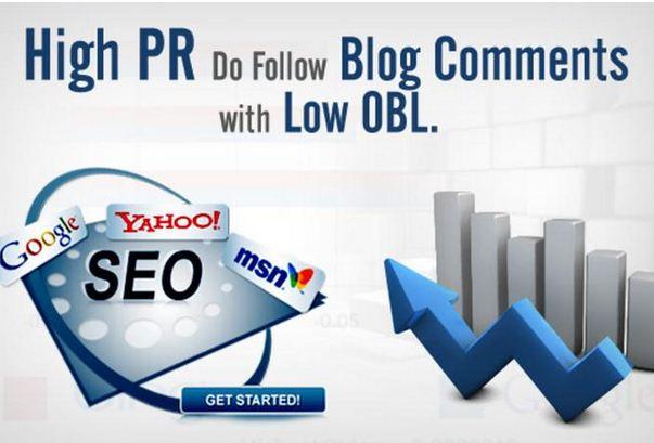 30 PR Blog Comments Back link