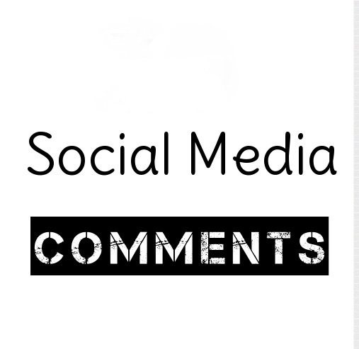 HQ 25 Social Media Comments Instant & Real As you likes Promotions