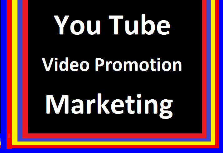 YouTube Video Marketing And Social Media Promotion Very Fast Delivery