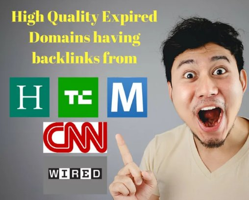 Expired Domain with Backlinks from USA .gov, USA .edu sites, HuffingtonPost, Forbes, LifeHack and Other Authority Sites