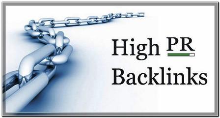 Provide you 70+ High Quality PR9, DA, PA and Edu Permenent backlinks