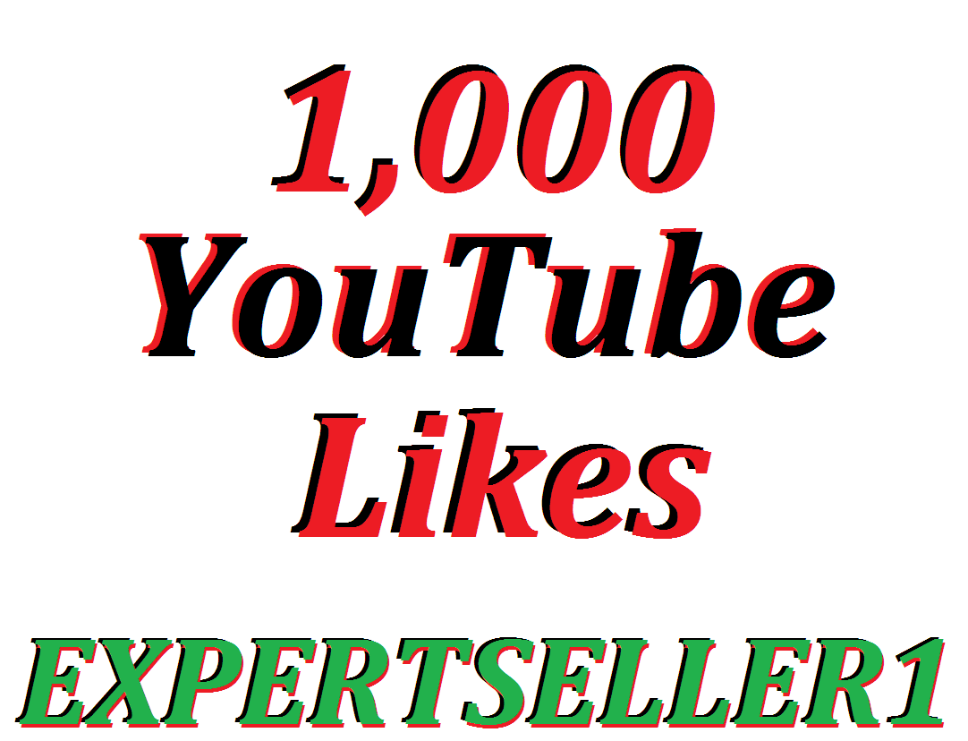 Get Offer 1000 Real YouTube Video Likes Only