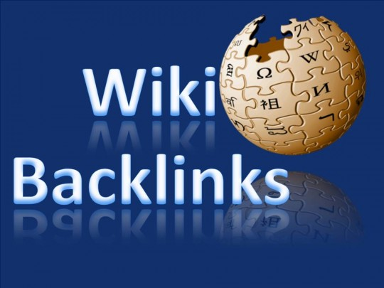Wikipedia High Authority Backlink For Google Ranking