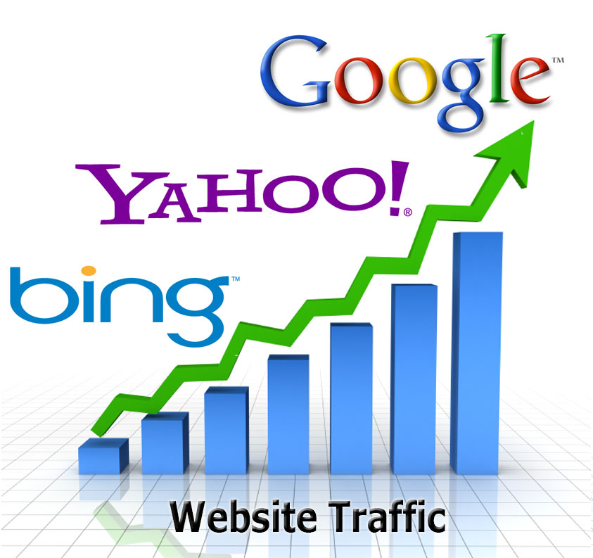 UNLIMITED HUMAN TRAFFIC /  VISITOR To your website for 30 days