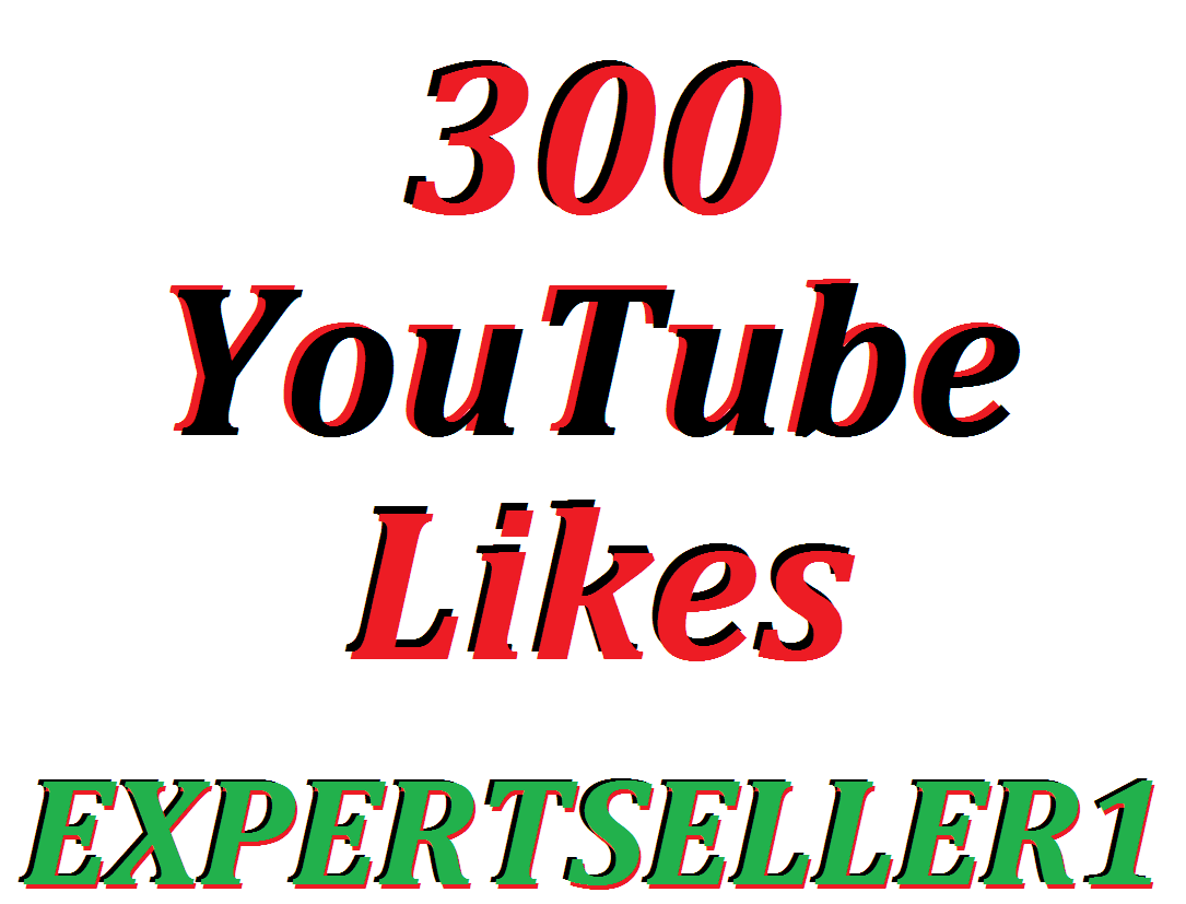 Offer 300 YouTube Likes to make Attractive your Video