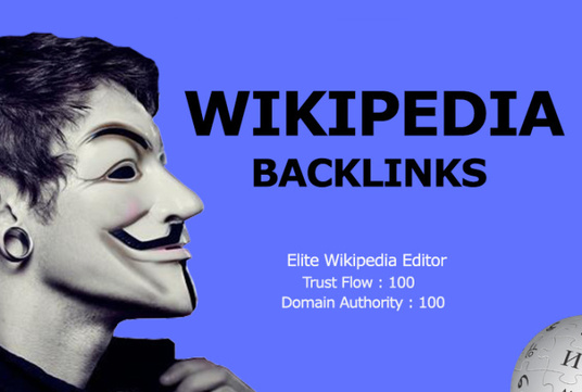 Give You High Authority 100 Niche Relevant Wikipedia Backlinks