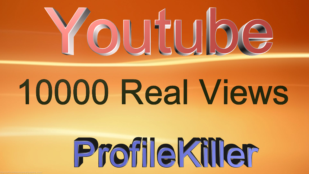 10000 views Very Fast Speed High Quality