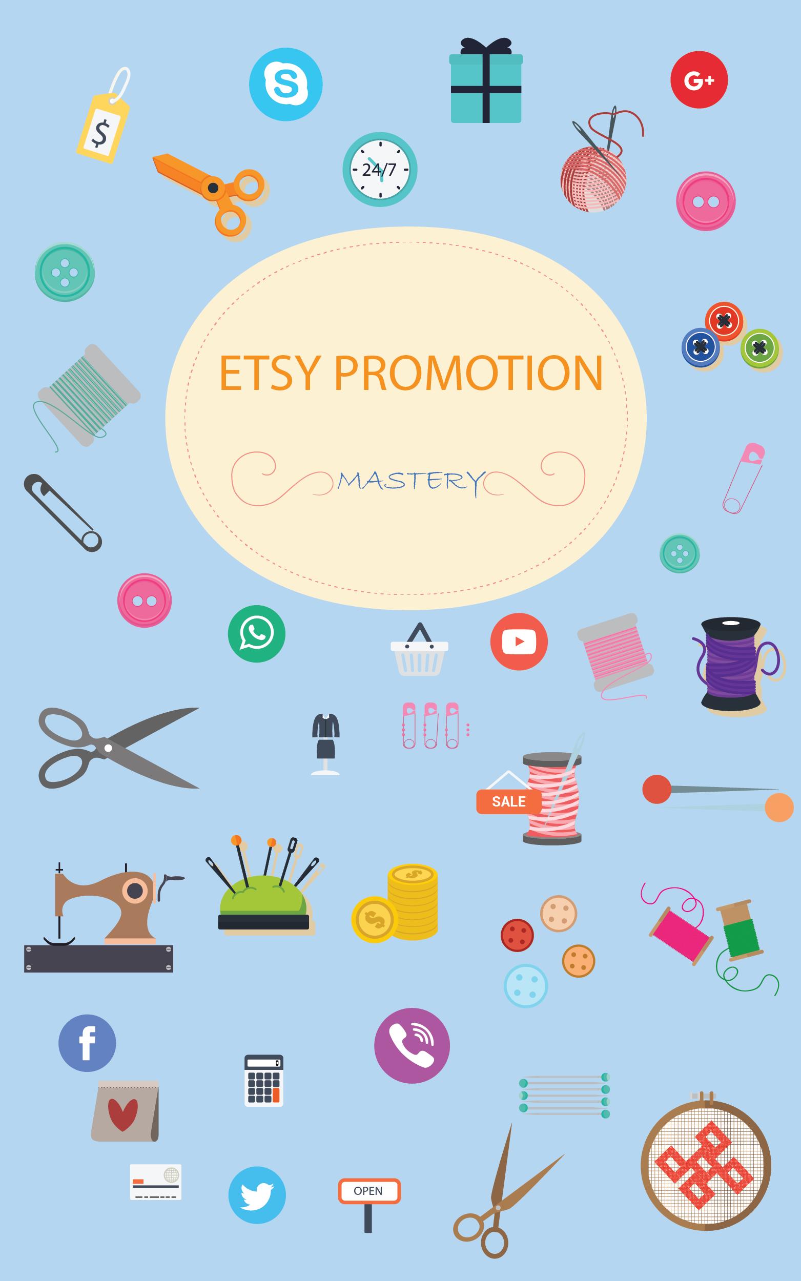ETSY promotion mastery