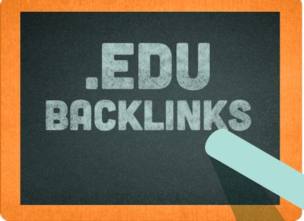 1000 EDU Backlinks for your website