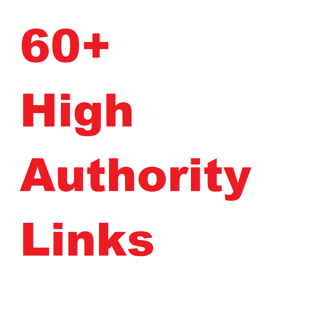 60+ High Authority LINKS, DA 50+ ,Social Bookmarks, profiles, web2.0 PR4 to 9, from 60 domains,seo link building