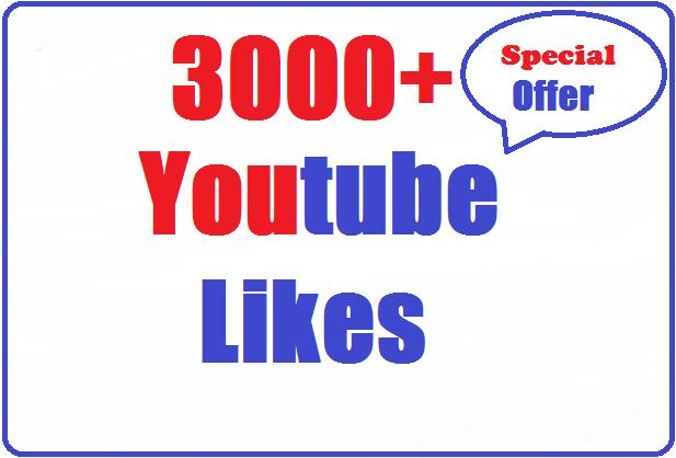 3000+ youtube li kes split available very fast 24-48 hours guaranteed