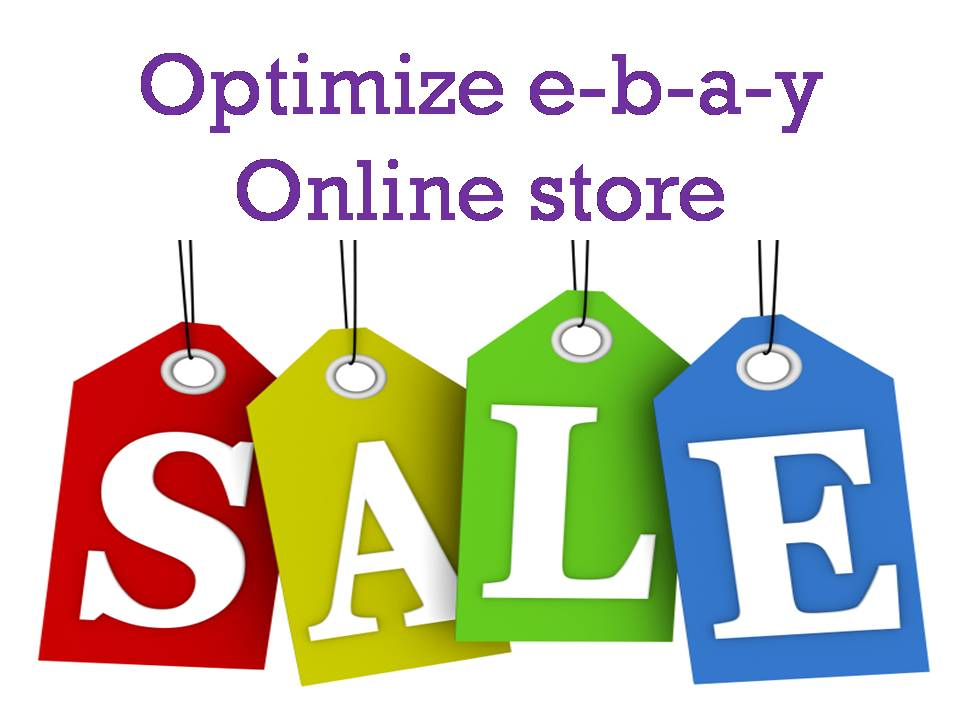 Optimize ebay store to 500K US people