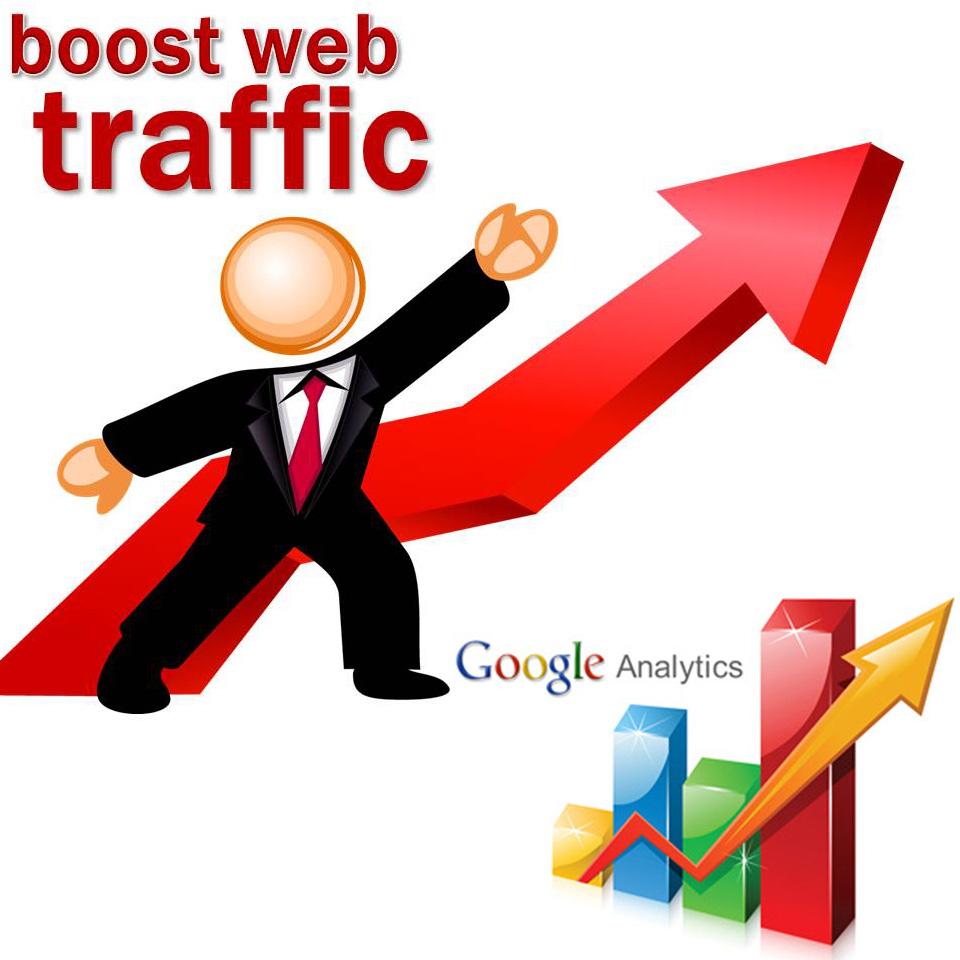 Send 100,000+ Human Traffic by Google Youtube Twitter...